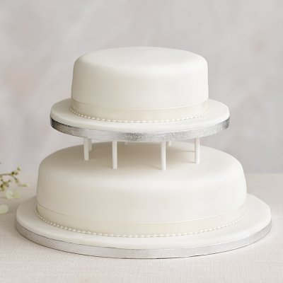 waitrose wedding cakes undecorated two 2 tier undecorated cakes buy candles dot shop 21641